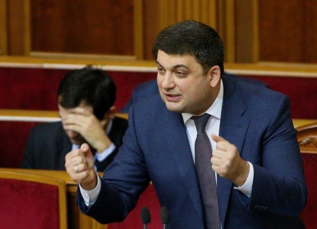 Гройсман пообещал украинцам по сто тысяч