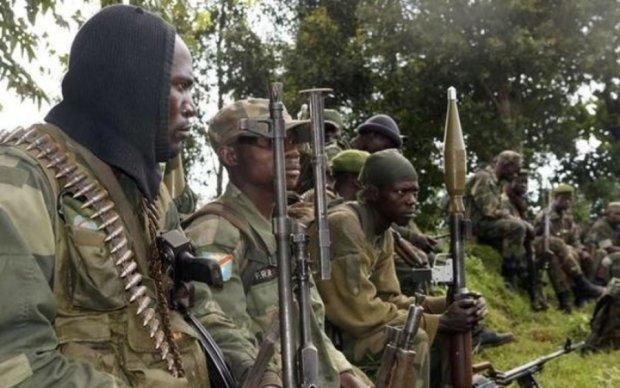 Боевики Конго обезглавили десятки полицейских