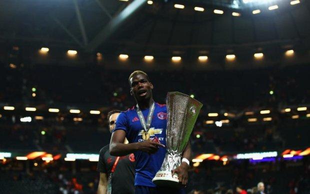 Зірка Манчестер Юнайтед подякував вищим силам за успішний сезон