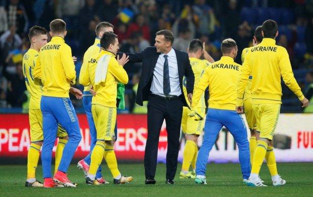 Сборная Украины проведет матч в неожиданном месте