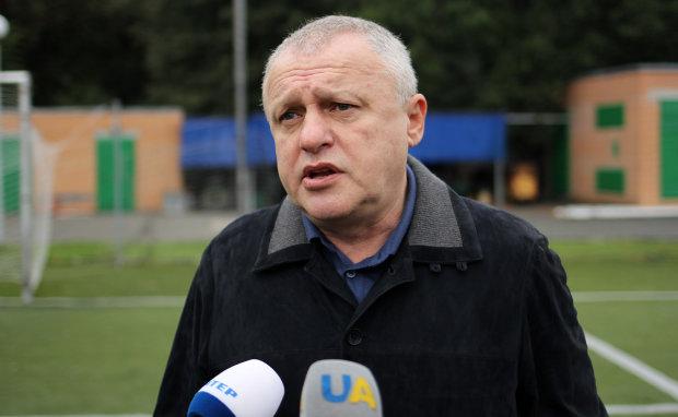 Суркіс розповів про амбітні плани Динамо і долю Хацевича: дуже важкі умови