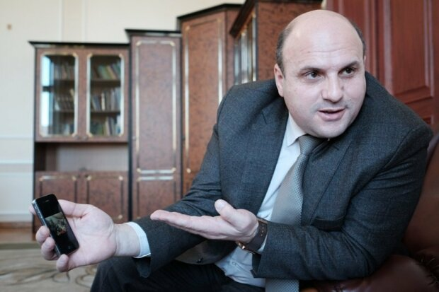 Голова Чернівецької облради Іван Мунтян, фото з офіційного сайту