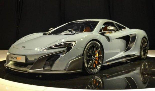 В Іспанії тестують McLaren 675LT (відео)