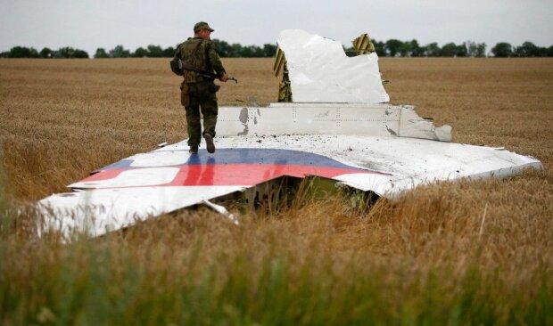 уничтожение Боинга MH17