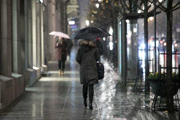 Київ промокне під дощем: стихія покаже кепський характер 26 грудня