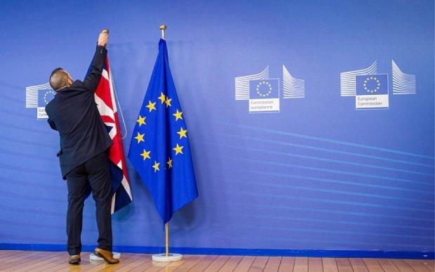 Евросоюз накажет Британию за Brexit