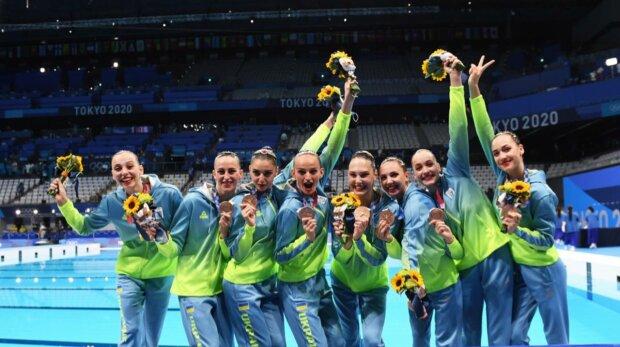 Олимпиада 2020, фото: НОК Украины