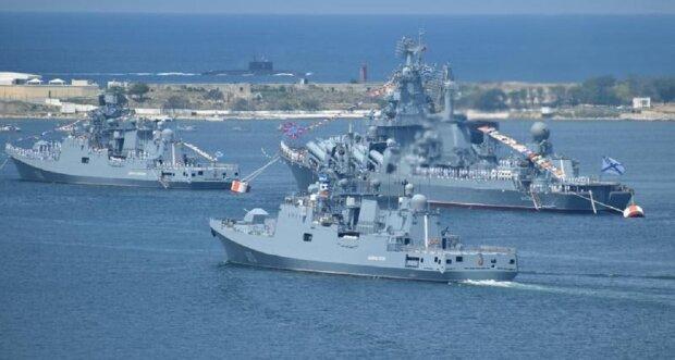 Нарощування російських військ у Криму, фото: Telegram