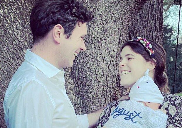 принцесса Евгения с мужем, фото: princesseugenie / Instagram