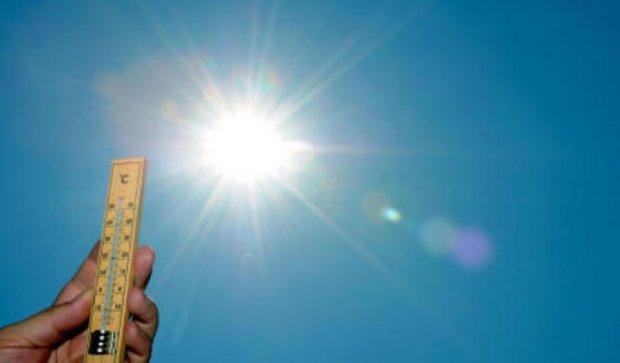 Спека до +36 очікується  по всій Україні
