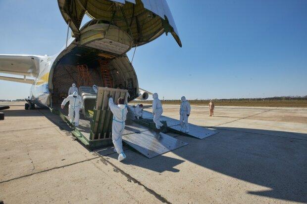 літак МАУ, фото: president.gov.ua