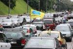 Розмитнення євроблях в Україні: скільки авто оформляють митниці за добу
