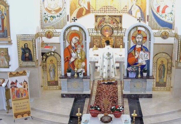 Молитва, скриншот из видео