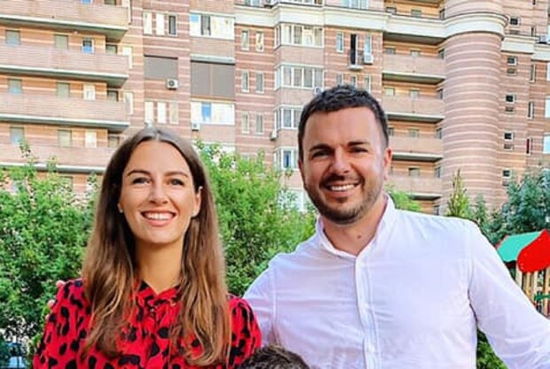 Кристина и Григорий Решетник, фото: Facebook