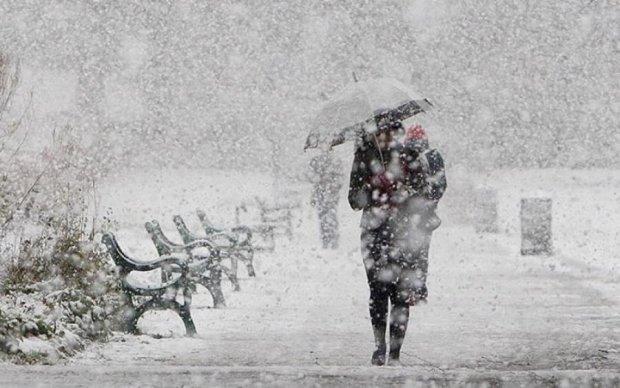 Весни не буде: в Україні оголосили штормове попередження
