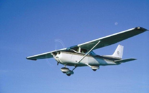На Ивано-Франковщине разбился самолет
