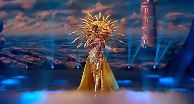 Солнце, Маска, скриншот с видео