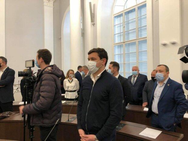 Заседание Львовского городского совета, фото: Четверта Студія
