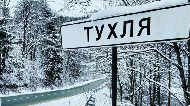 Зимний Львов, фото: Facebook