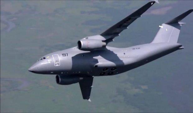 Новий Ан-178:  перші 100 годин у повітрі