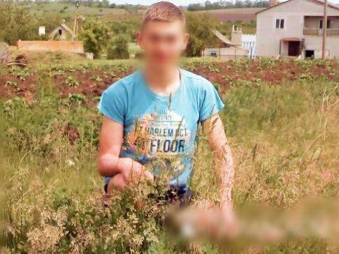 """Артем Новиков / фото: БФ """"Помагаєм"""""""