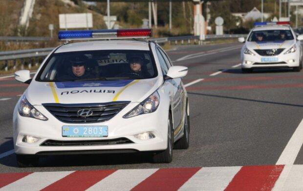 Полиция, фото: Униан