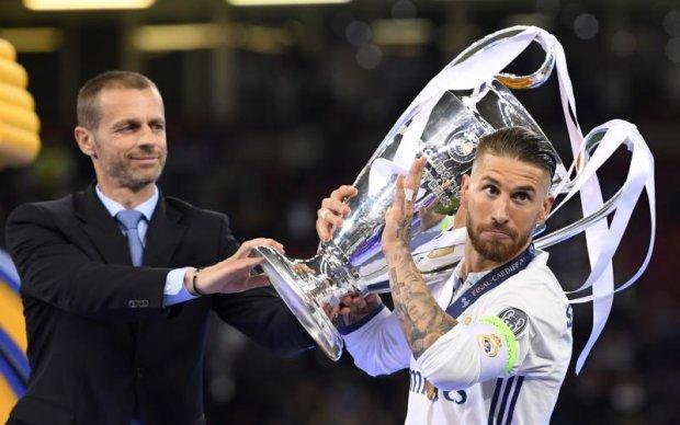 УЄФА хоче ввести стелю зарплат в європейському футболі