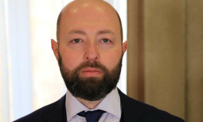 Игорь Черкасский, глава Госфинмониторинга