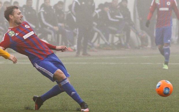 Український футболіст оформив дубль у Лізі Європи