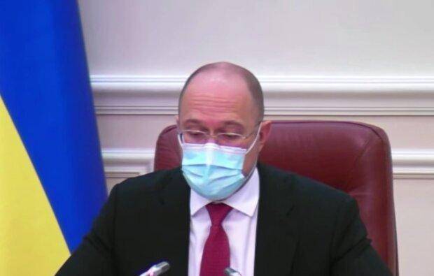 Денис Шмигаль, кадр з відео