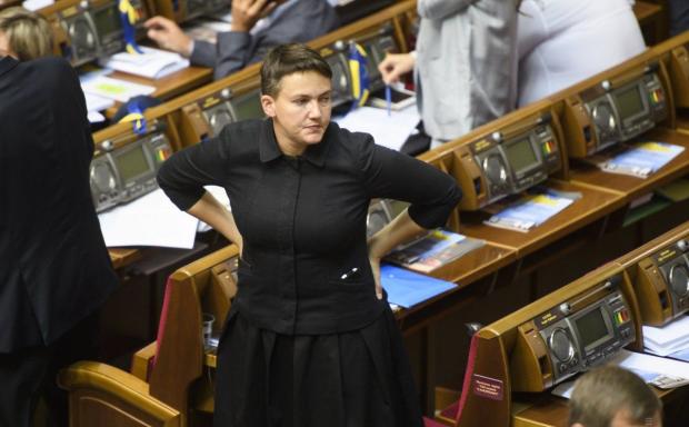 Савченко хочет возглавить министерство обороны или МИД: полезная Зеленскому