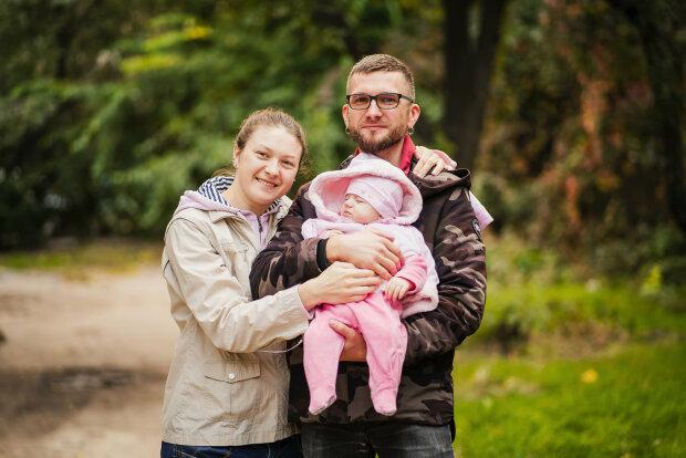 Сім'я Рубініх, фото: Facebook Life story of Rybina Emily
