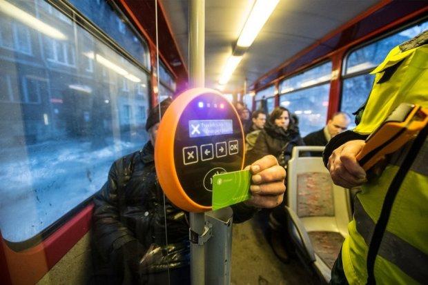 Харьковчан будут катать в транспорте по-новому: дольше едешь - больше платишь