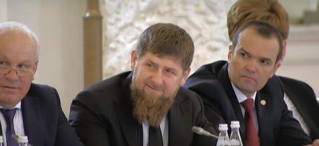 Кадиров, скріншот: Youtube