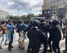 Повстання у Москві