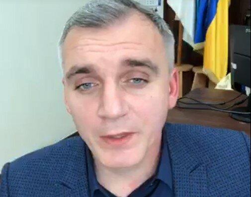 Мер Миколаєва, скріншот відео Facebook