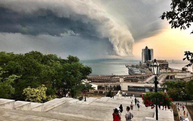 Sinoptik: погода в Одессе 25 июня покажет характер