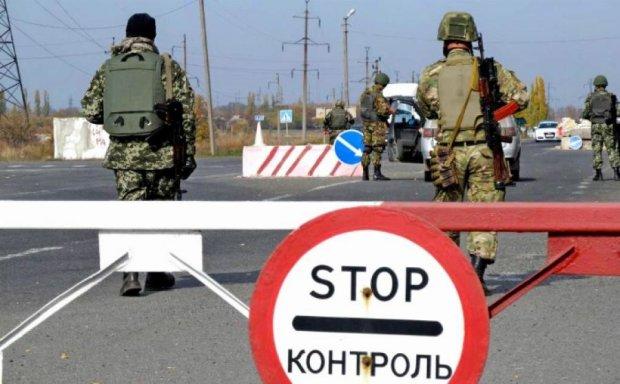 Активисты снимают блокаду из Крыма