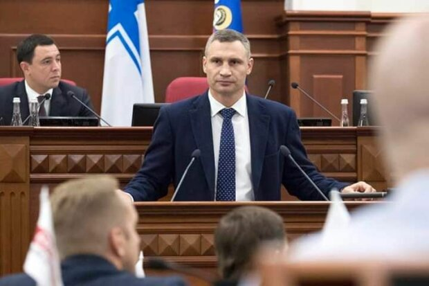 Фото с фейсбук Виталия Кличко