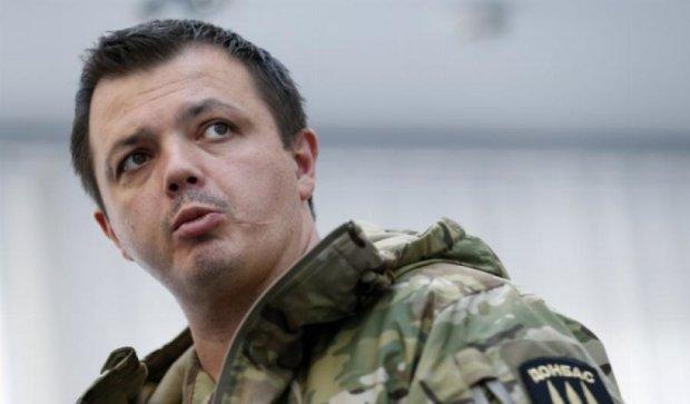 Семенченко запропонував саджати депутатів за вирубку лісу