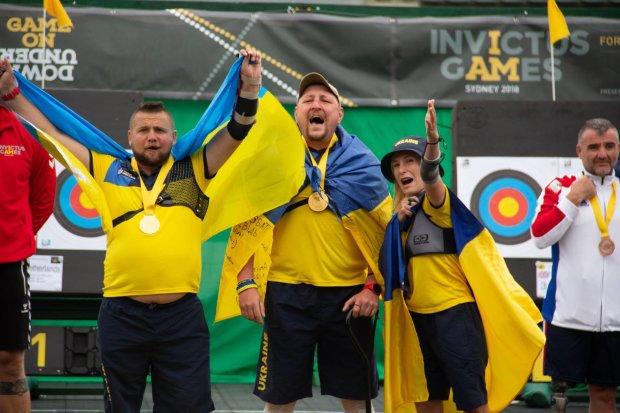 Игры Непокоренных: украинские ветераны и военные привезли домой золото