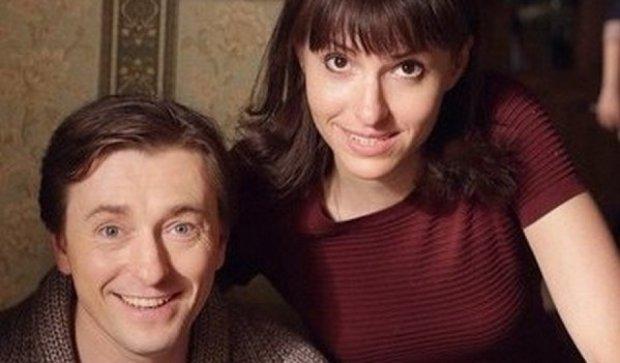 Сергей Безруков женился