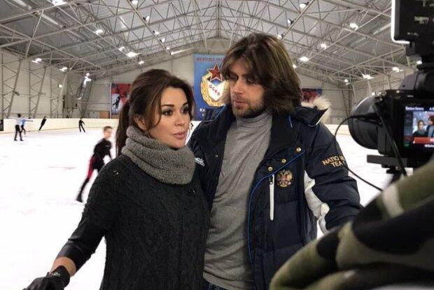 Анастасия Заворотнюк и Петр Чернышев, Instagram
