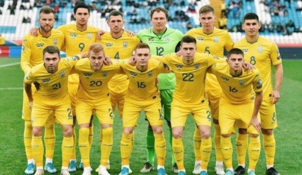 Збірна України з футболу, фото з вільних джерел
