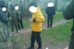 Хулиганы в Черноморске, фото: Telegram