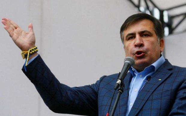 Рух на Київ: Саакашвілі терміново звернувся до українців