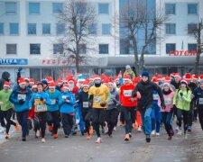 Пробіг Святих Миколаїв, фото: Соцпортал