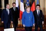 """ОБСЄ доведеться несолодко: Меркель на зустрічі """"Нормандської четвірки"""" озвучила план по Донбасу"""