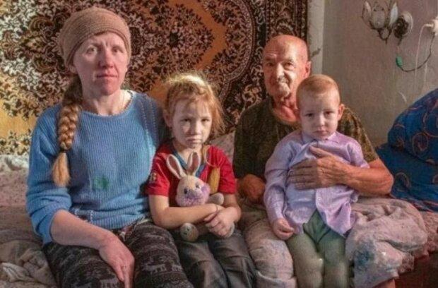 Елена Левошко с семьей, фото: ampravda