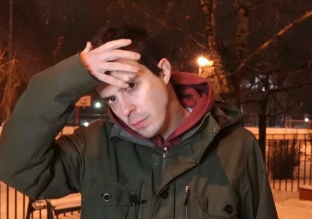 Роман Доброхотов, скриншот: Facebook